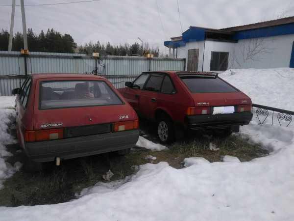 Москвич 2141, 1992 год, 20 000 руб.
