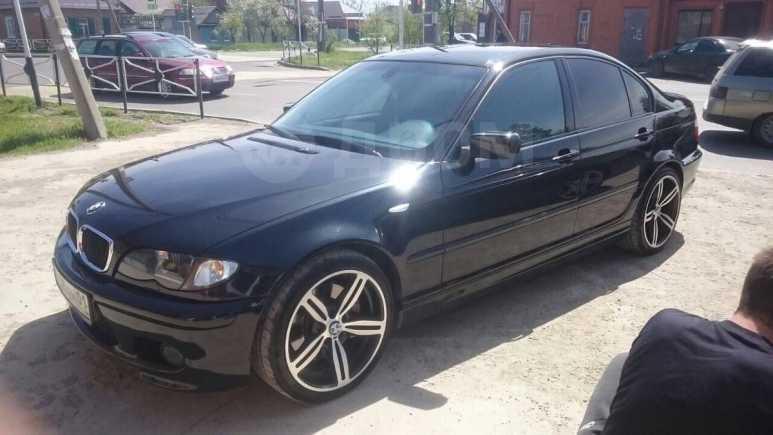 BMW 3-Series, 2002 год, 560 000 руб.