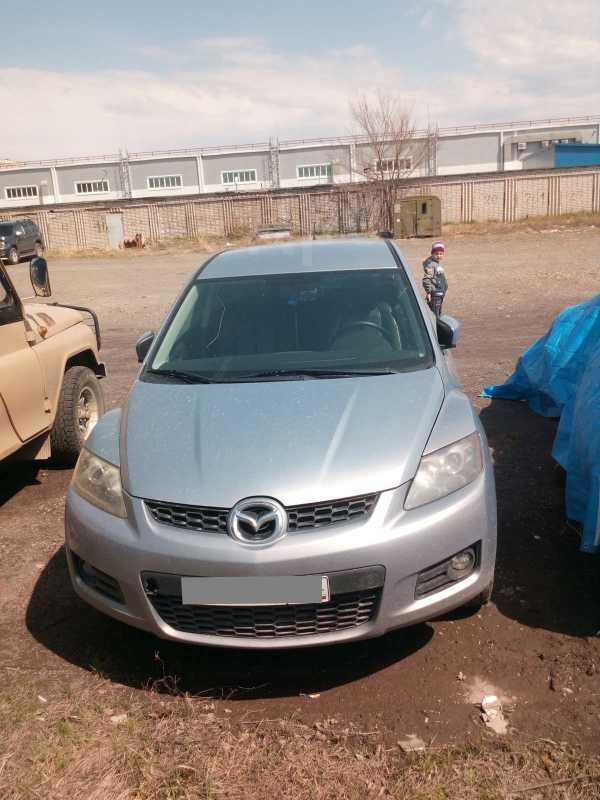 Mazda CX-7, 2006 год, 530 000 руб.