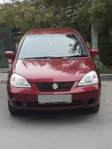 Suzuki Aerio, 2001 г., Новосибирск