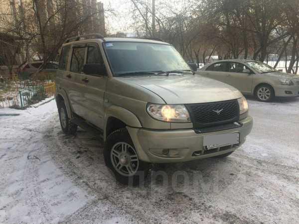 УАЗ Патриот, 2011 год, 370 000 руб.