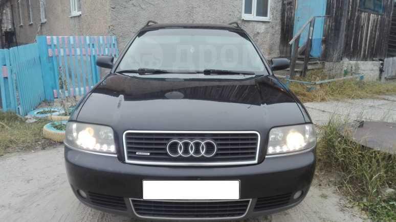 Audi A6, 2002 год, 370 000 руб.