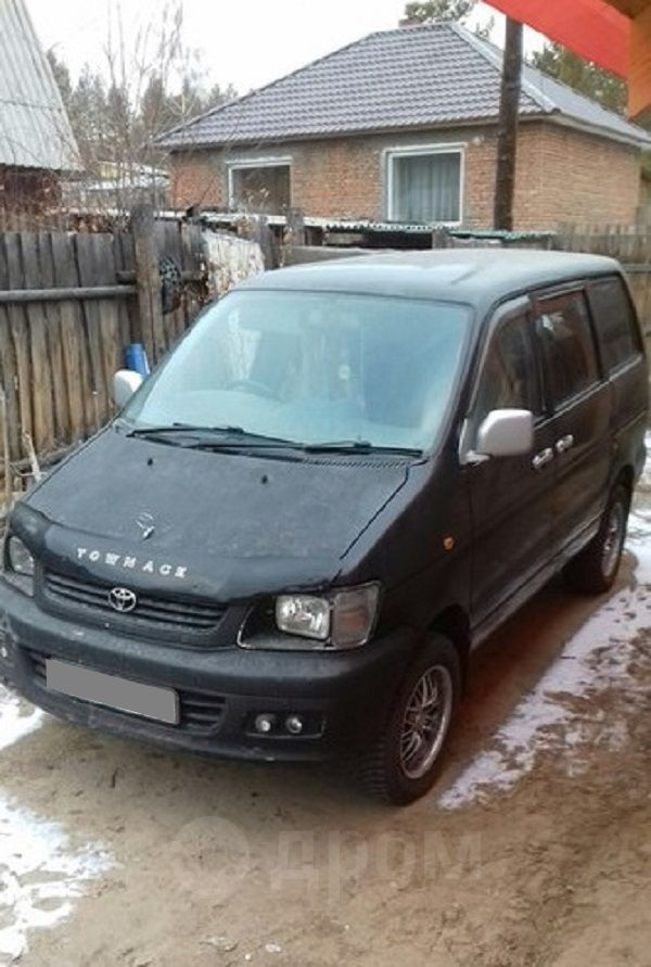 Toyota Town Ace, 2000 год, 150 000 руб.