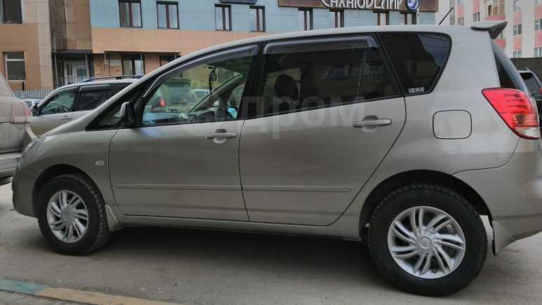Toyota Corolla Spacio, 2003 год, 499 000 руб.