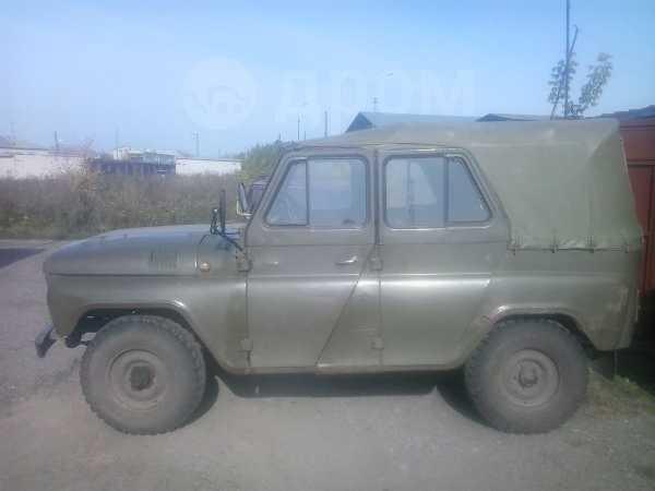 УАЗ 469, 1991 год, 90 000 руб.