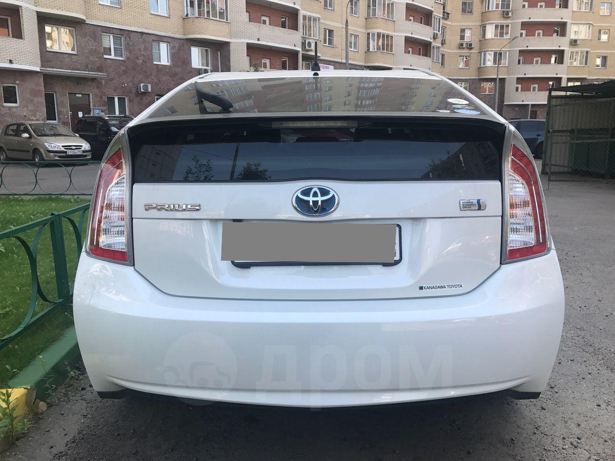 Купить тойоту приус с пробегом в москве частные объявления как разместить бесплатное объявление в интернете о продаже авто