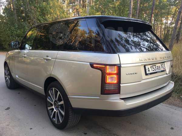 Land Rover Range Rover, 2013 год, 2 999 000 руб.