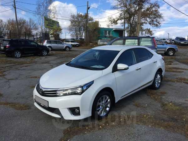 Toyota Corolla, 2013 год, 895 000 руб.