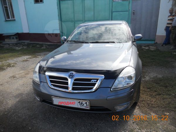 Brilliance M1, 2008 год, 295 000 руб.