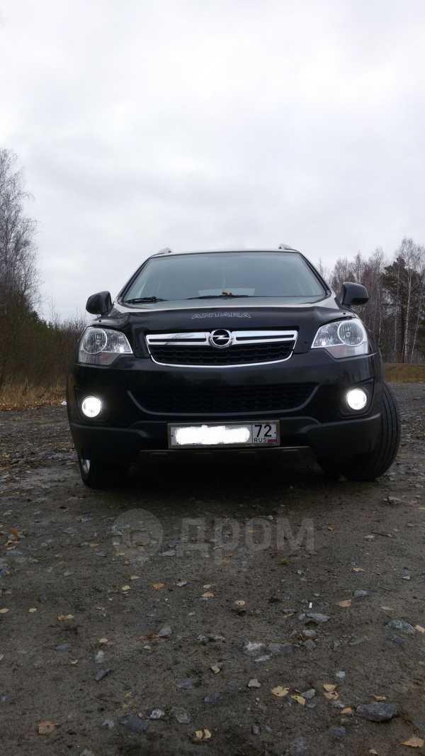 Opel Antara, 2013 год, 1 000 000 руб.