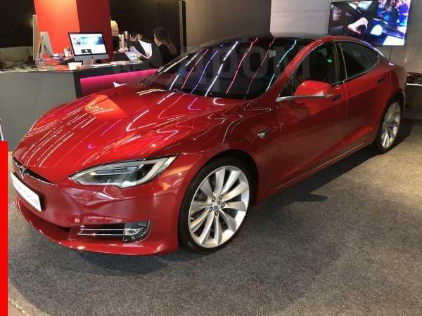 Tesla Model S, 2017 год, 9 888 000 руб.