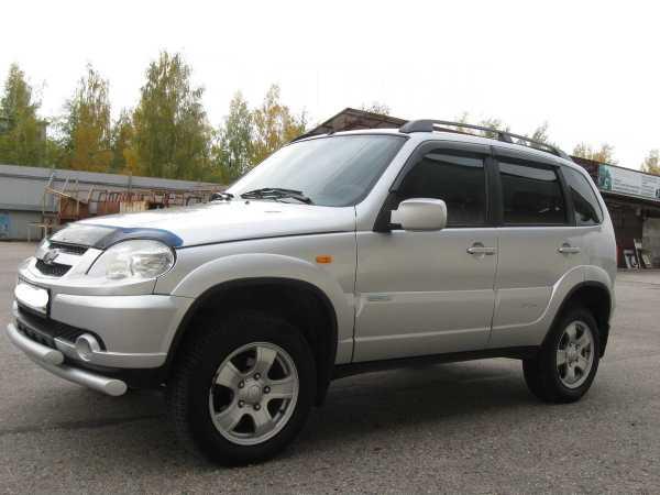Chevrolet Niva, 2010 год, 333 000 руб.