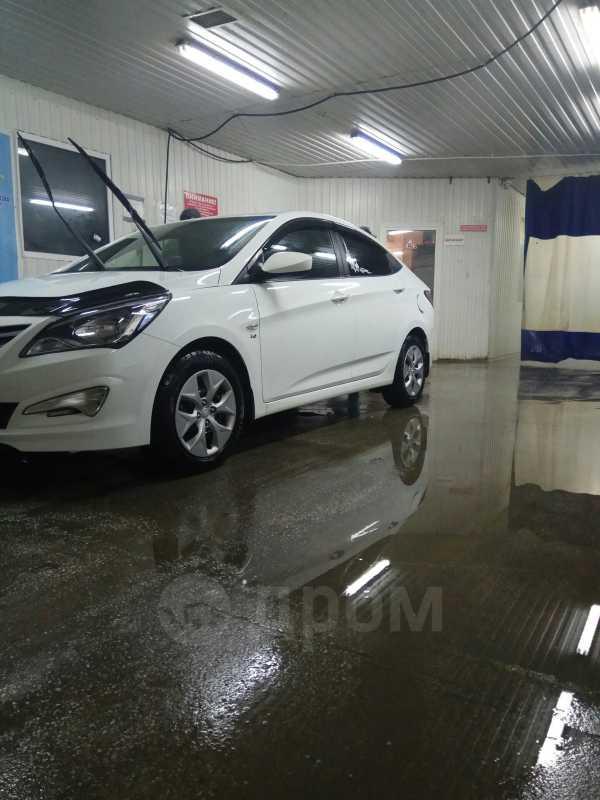 Hyundai Solaris, 2016 год, 680 000 руб.