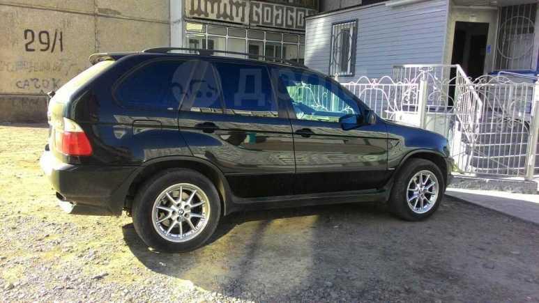 BMW X5, 2003 год, 530 000 руб.