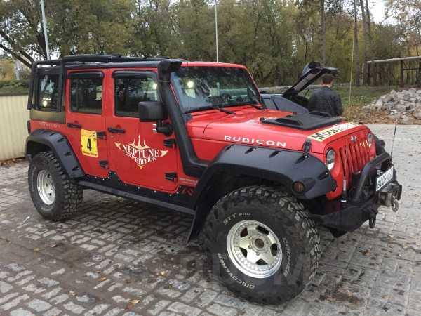 Jeep Wrangler, 2010 год, 1 550 000 руб.