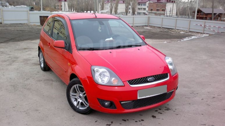 Ford Fiesta, 2007 год, 265 000 руб.