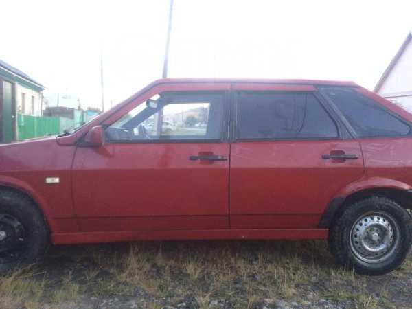 Лада 2109, 1994 год, 20 000 руб.