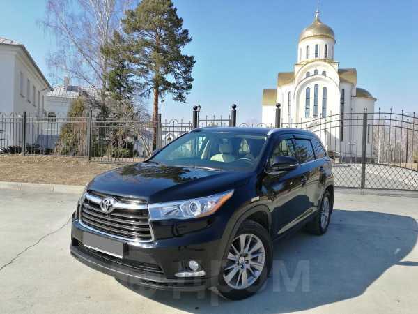 Toyota Highlander, 2014 год, 1 930 000 руб.