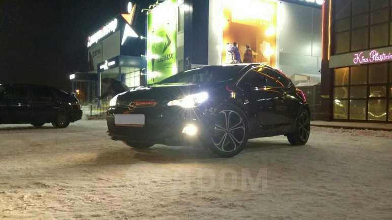 Opel Astra GTC, 2014 год, 720 000 руб.