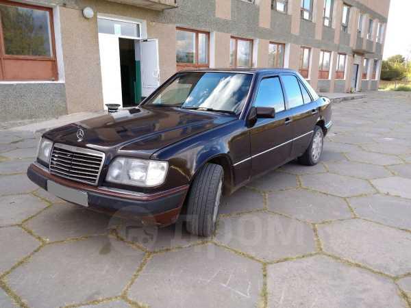 Mercedes-Benz E-Class, 1986 год, 165 000 руб.