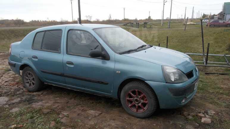 Renault Symbol, 2005 год, 119 000 руб.