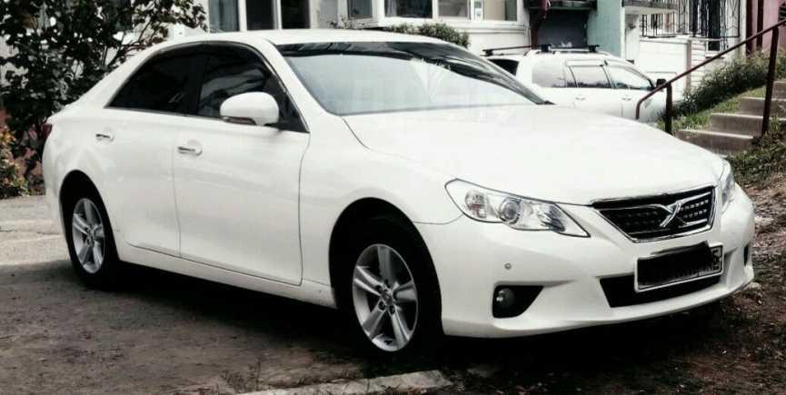Toyota Mark X, 2010 год, 940 000 руб.