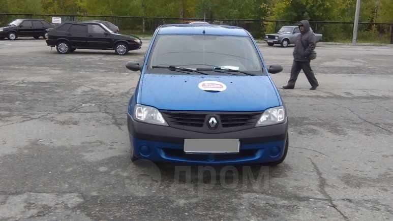 Renault Logan, 2009 год, 258 000 руб.