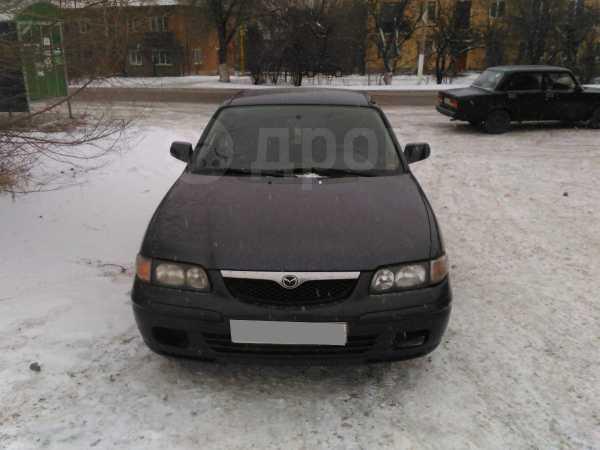 Mazda 626, 1998 год, 155 000 руб.