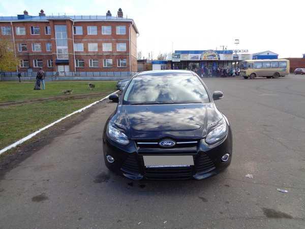 Ford Focus, 2013 год, 610 000 руб.