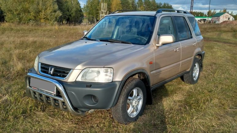 Honda CR-V, 2001 год, 270 000 руб.
