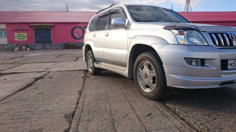 Toyota Land Cruiser Prado, 2004 год, 1 180 000 руб.