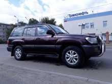 Челябинск Land Cruiser 2002