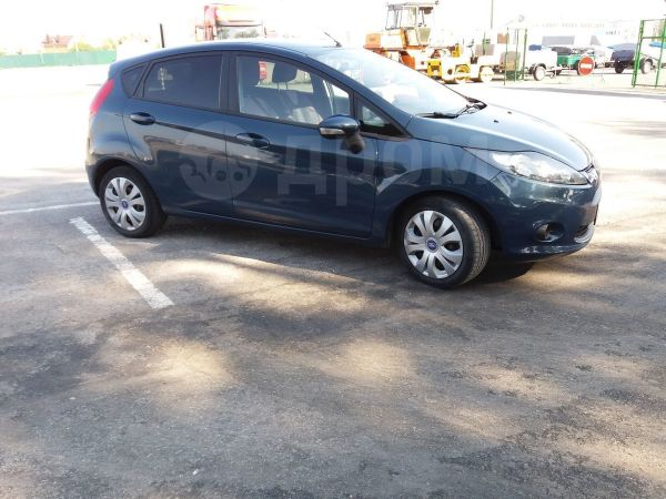 Ford Fiesta, 2009 год, 387 000 руб.