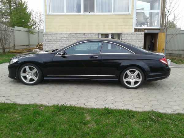 Mercedes-Benz CL-Class, 2008 год, 1 500 000 руб.