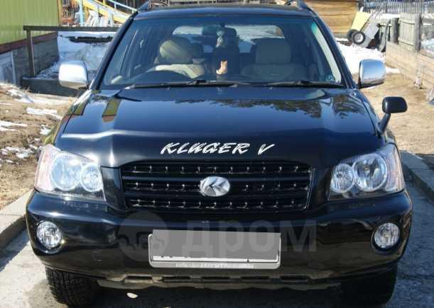 Toyota Kluger V, 2000 год, 620 000 руб.