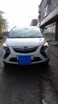 Opel Zafira, 2013 год, 800 000 руб.