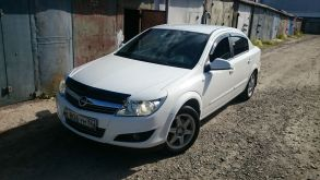 Сургут Astra 2012