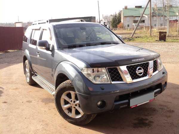 Nissan Pathfinder, 2006 год, 960 000 руб.