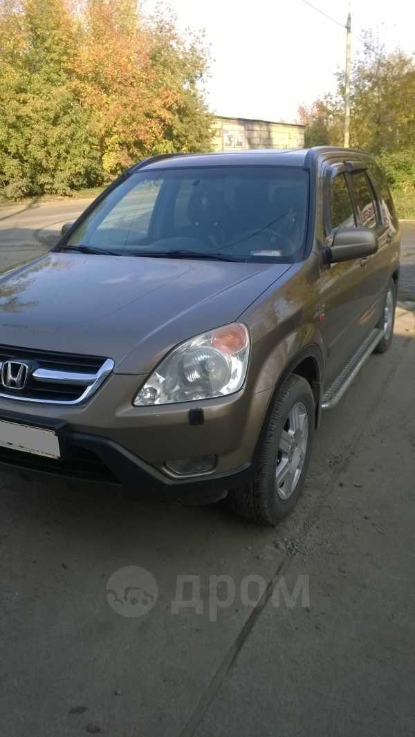 Honda CR-V, 2003 год, 520 000 руб.