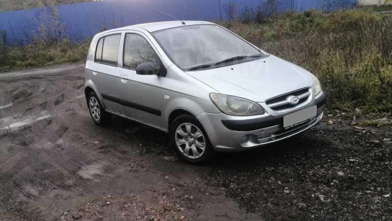 Hyundai Getz, 2005 год, 179 000 руб.