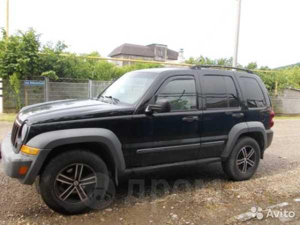 Jeep Liberty, 2004 год, 370 000 руб.