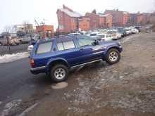 Владивосток Террано 1998