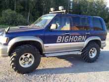 Челябинск Bighorn 1999