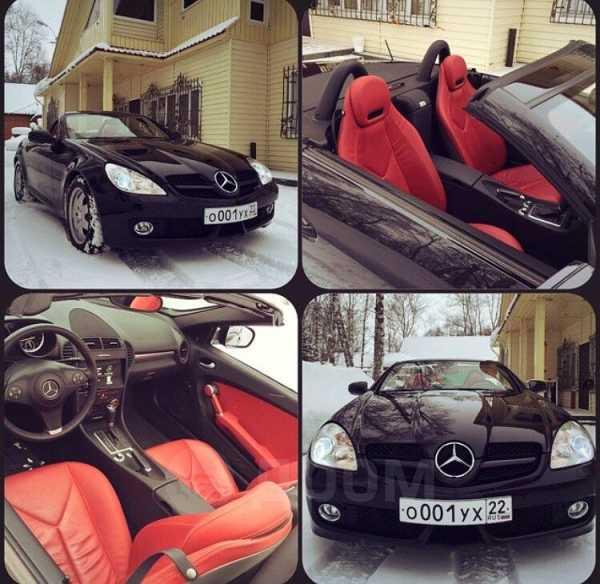 Mercedes-Benz SLK-Class, 2008 год, 1 000 000 руб.