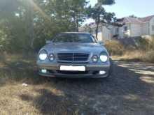 Mercedes-Benz CLK-класс, 2001 г., Симферополь