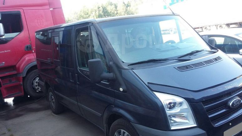 Ford Tourneo Connect, 2008 год, 699 000 руб.