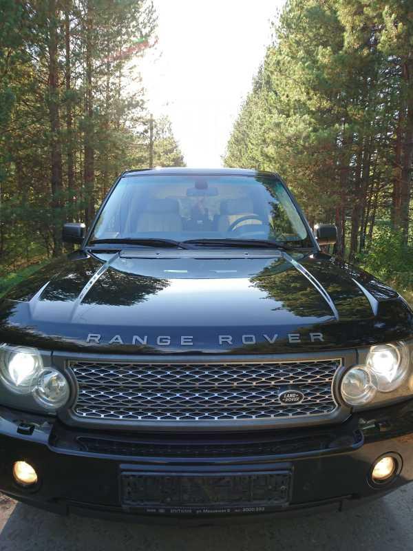 Land Rover Range Rover, 2006 год, 850 000 руб.