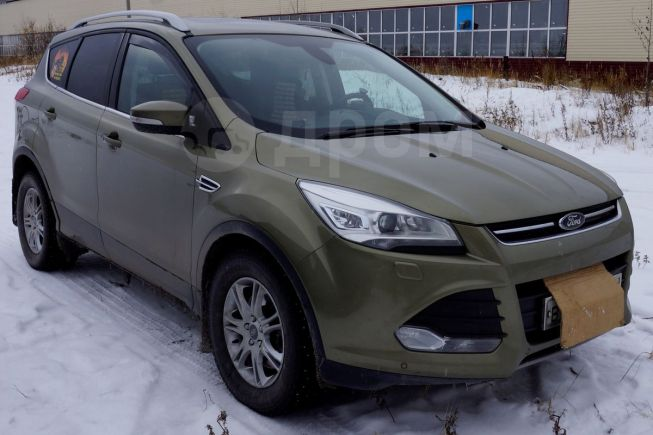 Ford Kuga, 2013 год, 1 080 000 руб.