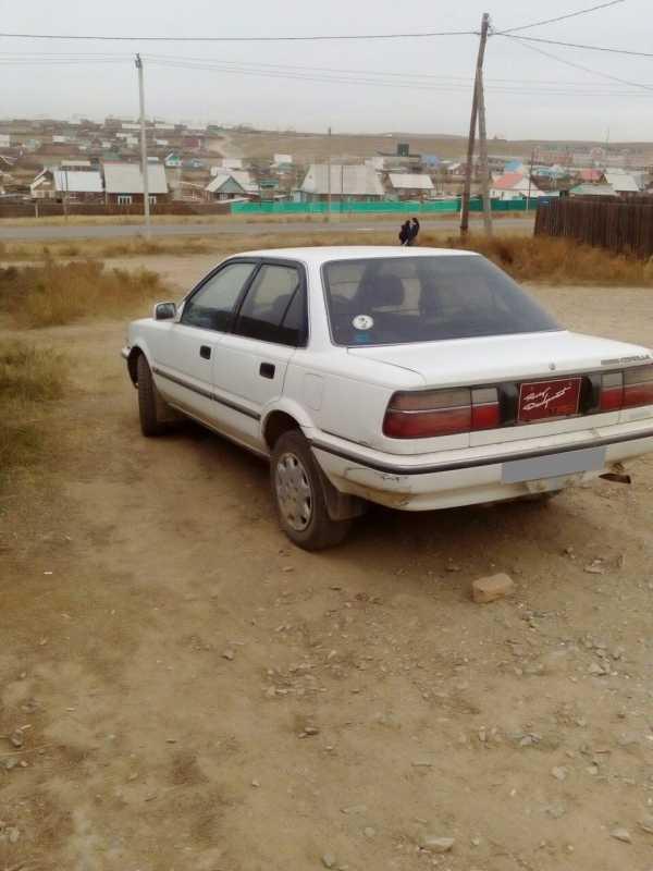 Toyota Corolla, 1987 год, 95 000 руб.