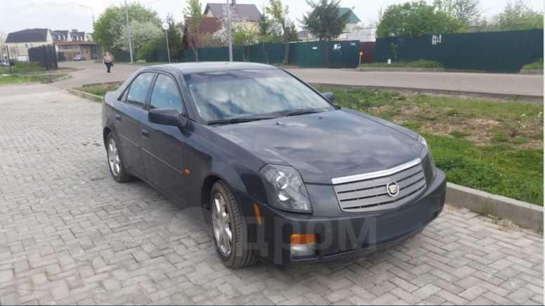 Cadillac CTS, 2002 год, 566 000 руб.